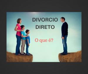 Divórcio Direto