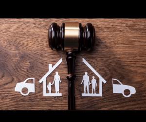 divorcio com filho menor e partilha de bens